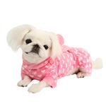 View Image 2 of Dreamy Hooded Dog Dress by Pinkaholic - Pink