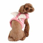 View Image 1 of Dreamy Pinka Dog Harness by Pinkaholic - Ivory