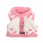 View Image 3 of Dreamy Pinka Dog Harness by Pinkaholic - Ivory