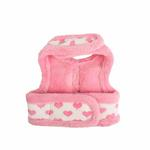 View Image 2 of Dreamy Pinka Dog Harness by Pinkaholic - Ivory
