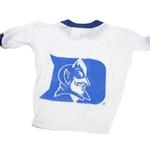 View Image 1 of Duke Blue Devils Dog Jersey - White