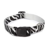 View Image 1 of East Side Collection Animal Print Collars - Zebra