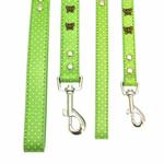 View Image 2 of Canine Charmers Dog Leash - Butterfly