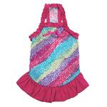 View Image 1 of East Side Collection Confetti Dog Dress