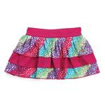 View Image 2 of East Side Collection Confetti Ruffle Dog Skirt