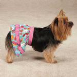 View Image 3 of Fruit Frenzy Ruffle Dog Skirt