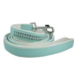 View Image 1 of East Side Collection Gemstone Leash - Blue