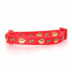 View Image 1 of Holiday Monkey Business Cat Collar - Tiff