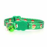 View Image 2 of Holiday Monkey Business Cat Collar - Ty
