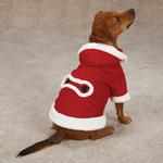 View Image 2 of Jolly Dog Jacket - Red