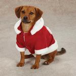 View Image 3 of Jolly Dog Jacket - Red
