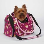 View Image 1 of Monkey Business Pet Carrier by East Side Collection - Tiff