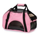 View Image 4 of East Side Collection On the Go Pet Carrier - Pink