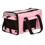 View Image 2 of On-The-Go Duffle Bag Pet Carrier - Pink