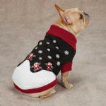 View Image 1 of Santa Dog Sweater