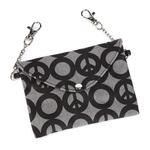 View Image 2 of East Side Collection Soho Peace Sign Dog Carrier