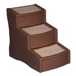 View Image 3 of Easy Step Pet Stairs - Chocolate