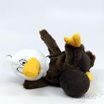 View Image 2 of Egg Babies Dog Toy - Ethan the Eagle