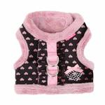 View Image 1 of Elfish Dog Harness by Pinkaholic - Pink
