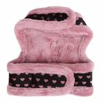 View Image 2 of Elfish Dog Harness by Pinkaholic - Pink