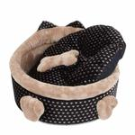 View Image 3 of Elfish Dog Bed by Pinkaholic - Beige