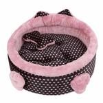 View Image 2 of Elfish Dog Bed by Pinkaholic - Pink