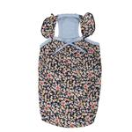 View Image 2 of Ensemble Sleeveless Dog Dress by Puppia - Blue