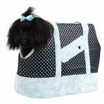 View Image 1 of Essence Dog Carrier by Pinkaholic - Aqua