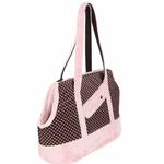 View Image 3 of Essence Dog Carrier by Pinkaholic - Pink