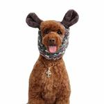 View Image 1 of Express Dog Snood by Puppia - Gray