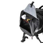 View Image 2 of EzyDog Summit Dog Backpack - Black/Charcoal