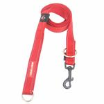 View Image 1 of EzyDog Vario 4 Multifunctional Dog Leash - Red