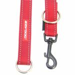 View Image 2 of EzyDog Vario 4 Multifunctional Dog Leash - Red