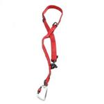 View Image 1 of EzyDog Vario 6 Multi-Function Dog Leash with Carabiner - Red
