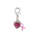 View Image 1 of Faith D-Ring Collar Charm