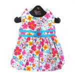 View Image 1 of Fiesta Floral Dog Dress by Doggie Design