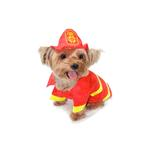 View Image 1 of Fireman Dog Halloween Costume
