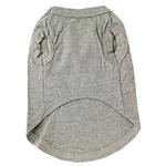 View Image 2 of Fireworks Rhinestone Dog Tank Top - Gray