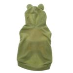 View Image 2 of Fleece Frog Dog Hoodie