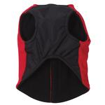 View Image 2 of Fleece Vests with Ripstop Chests - Red