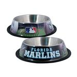 View Image 1 of Florida Marlins Dog Bowl