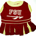 View Image 1 of Florida State Seminoles Cheerleader Dog Dress