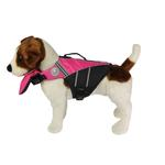 View Image 1 of Flotation Jacket by Doggles - Pink