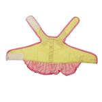View Image 4 of Flower Dress Harness by Doggles - Yellow