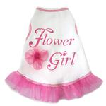 Flower Girl Dog Dress