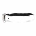 View Image 1 of FouFou Reversible Dog Collar - Black/White
