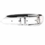 View Image 2 of FouFou Reversible Dog Collar - Black/White
