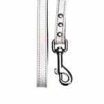 View Image 2 of FouFou Reversible Dog Leash - Black/White