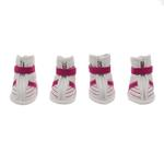 FouFou Sidekicks Dog Shoes - Pink
