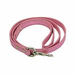 View Image 1 of Foxy Glitz Dog Leash - Pink